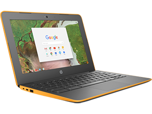 HP Chromebook G6